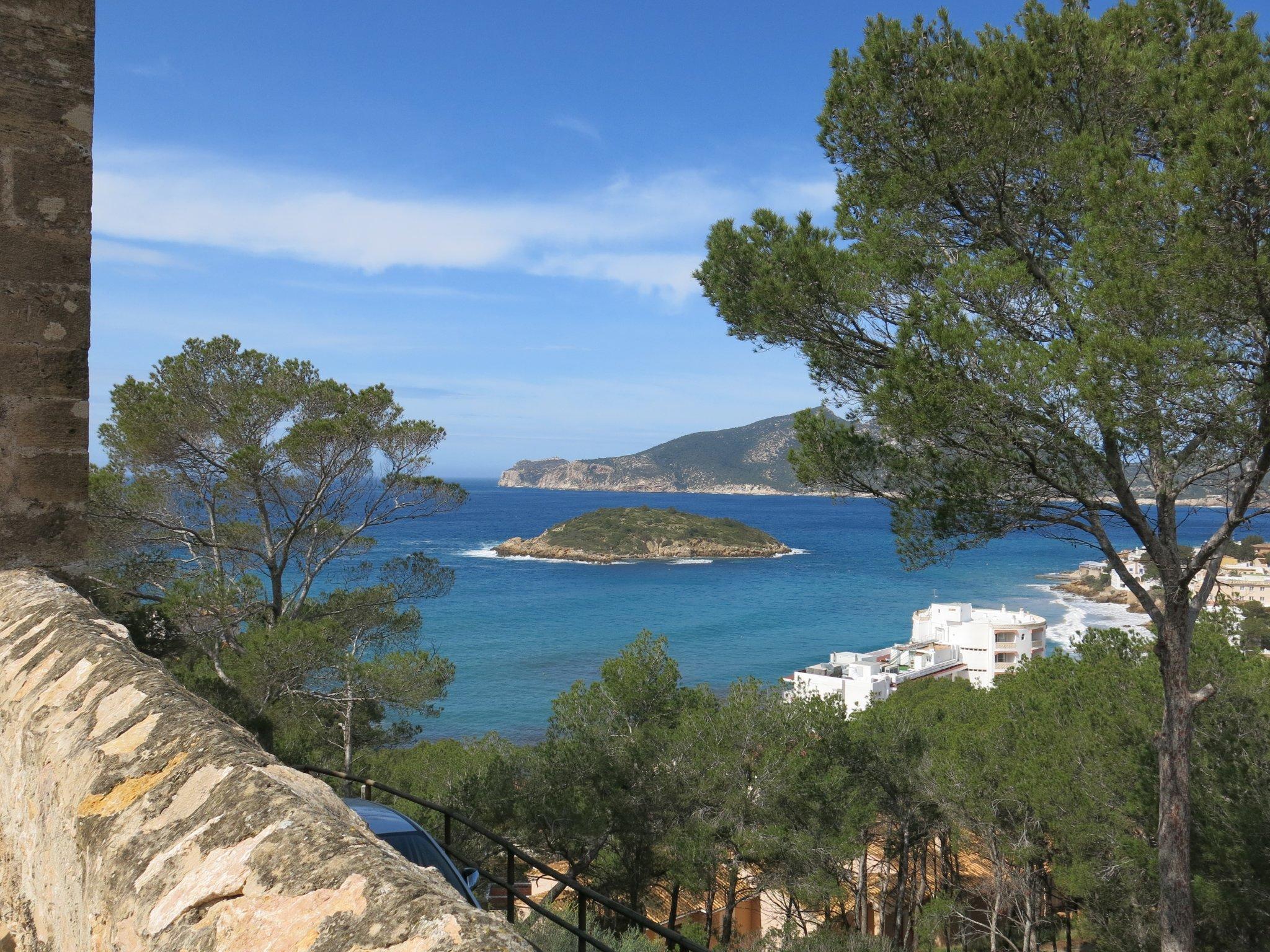 Castell de Sant Elm | Ansicht