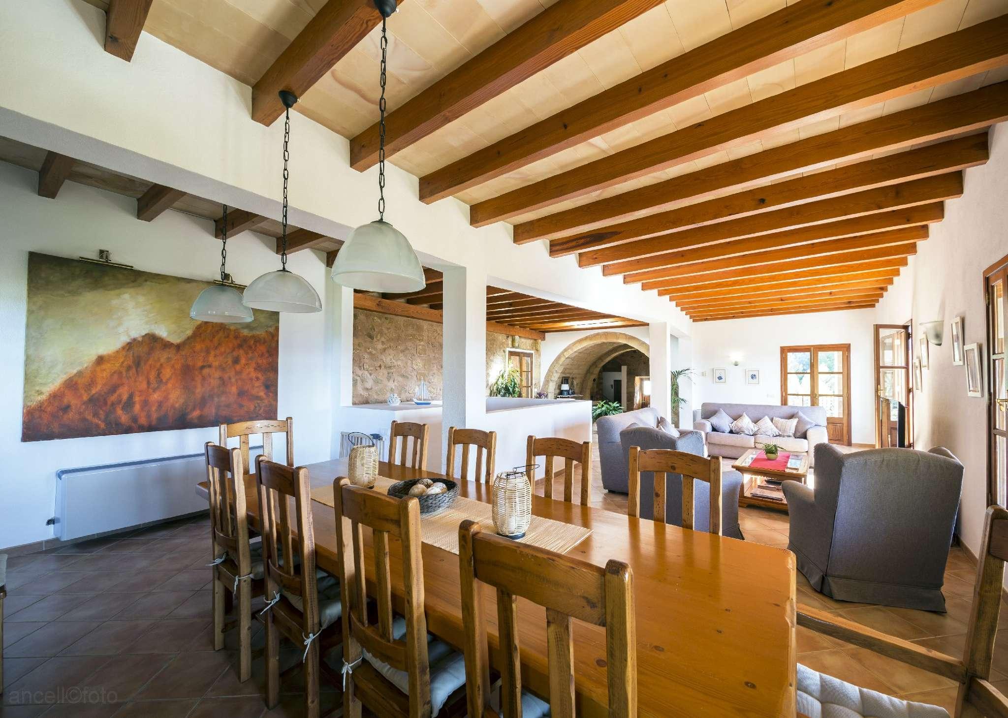 Castell de Sant Elm | Wohnzimmer