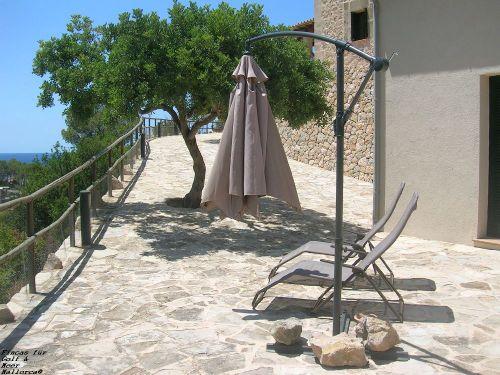 Castell de Sant Elm | Terrasse