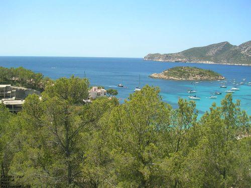 Castell de Sant Elm   Aussicht Umgebung