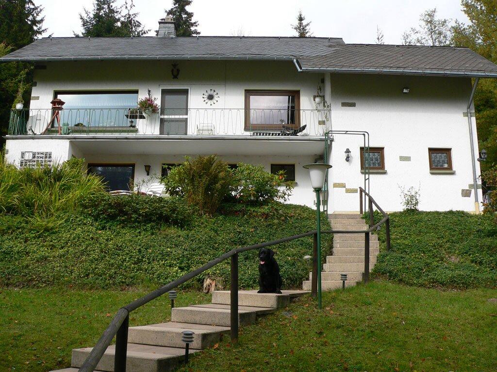 Haus 3 - Wohn-Essbereich - 2. Etage