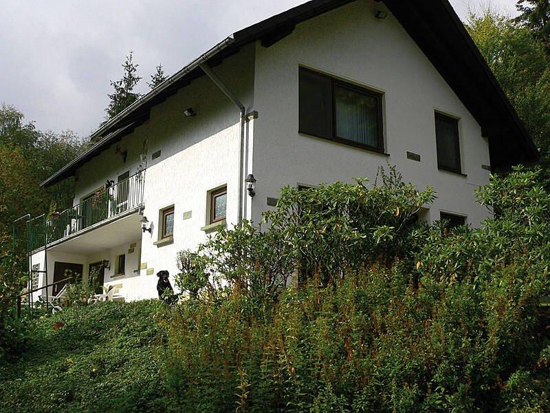 Haus 1 - gem�tlicher Wohnbereich