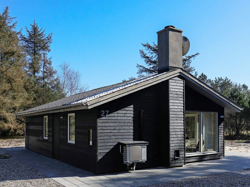 Umgebung von Ferienhaus No. 80044 in Vejers Strand