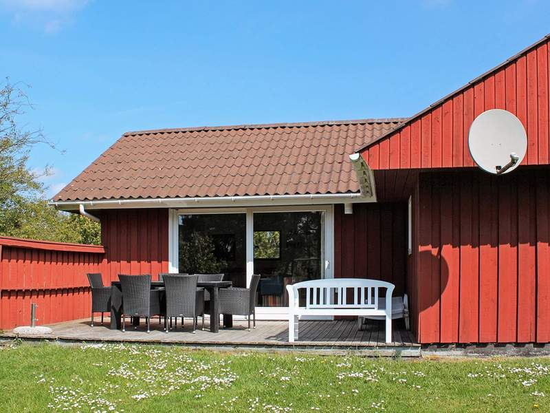 Umgebung von Ferienhaus No. 80105 in Bl�vand