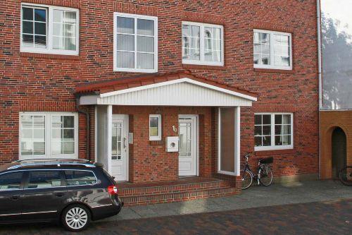 Hauseingang Haupthaus