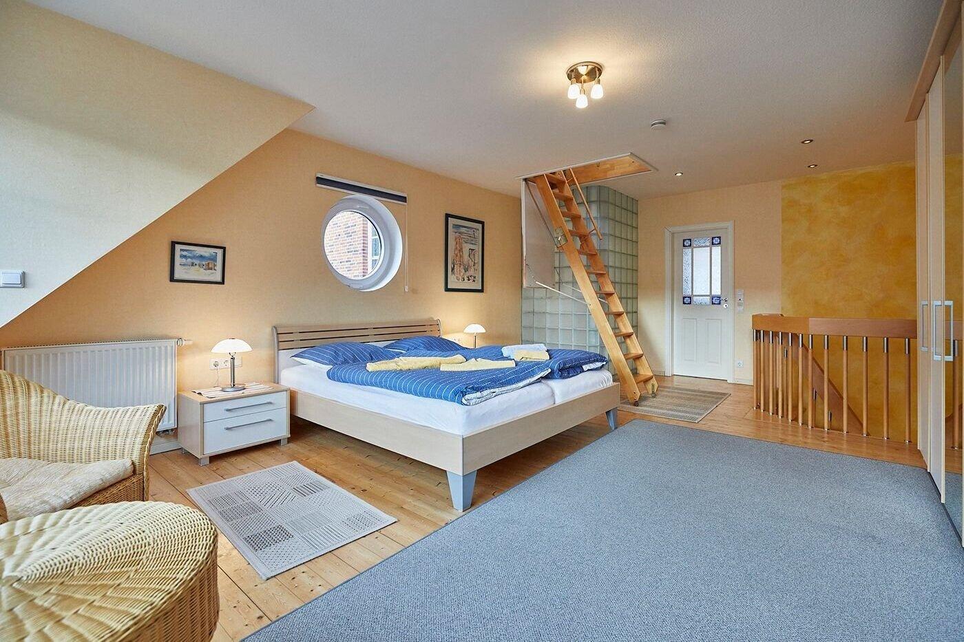 Schlafzimmer 2 Ferienhaus