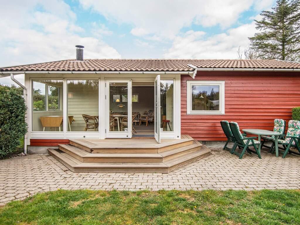 Detailbild von Ferienhaus No. 92956 in Knebel
