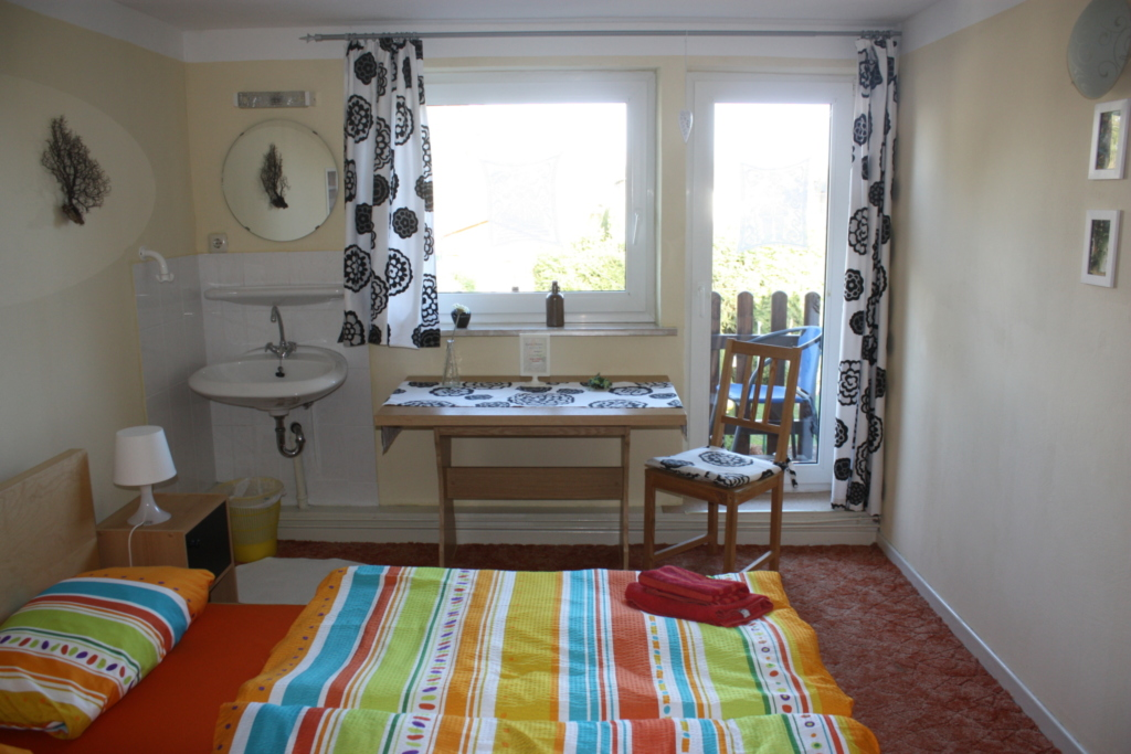 Haus Badegast Heike Buchholz, DZ Nr. 153