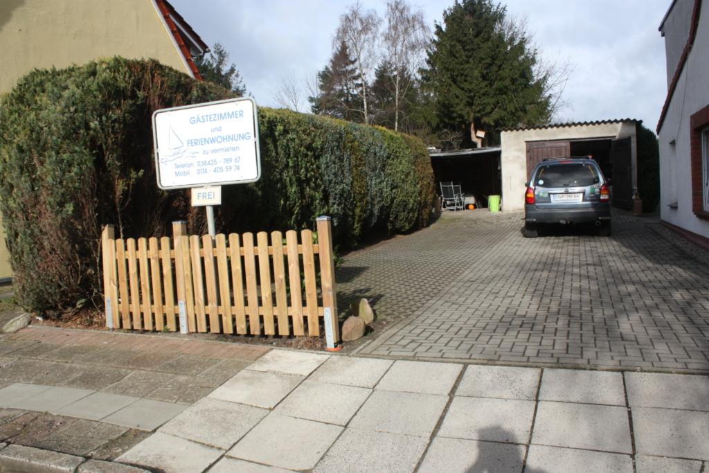 Haus Badegast Heike Buchholz, DZ Nr. 154