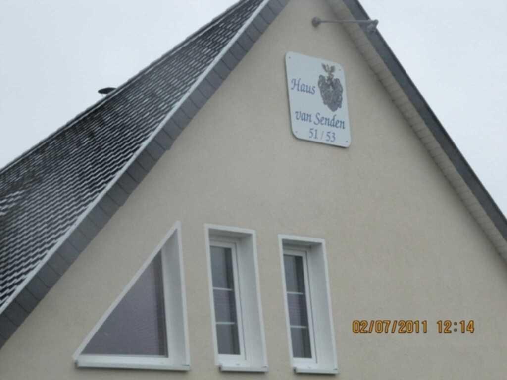 Van Senden 'Haus Nr. 51', Haus'van Senden Nr. 51
