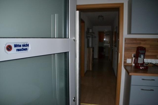 �ber den D�chern von Urach, 3-Zimmer-Ferienwohnung