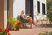 FeWo Sonnenhalde, Ferienwohnung in EFH; 3 Sterne