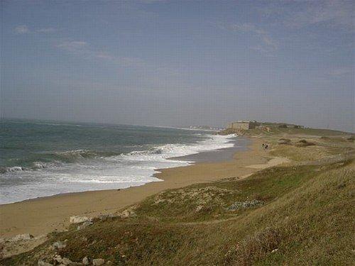 Küste in der Umgebung