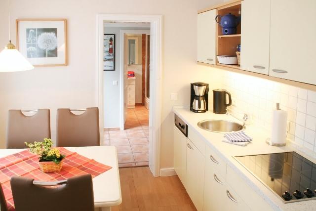 Ferienwohnungen Wittke Westerland, 3-Zimmerwohnung
