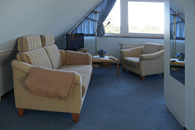 Haus Ingrid (Neumann), 1-Zimmerwohnung Nr. 2