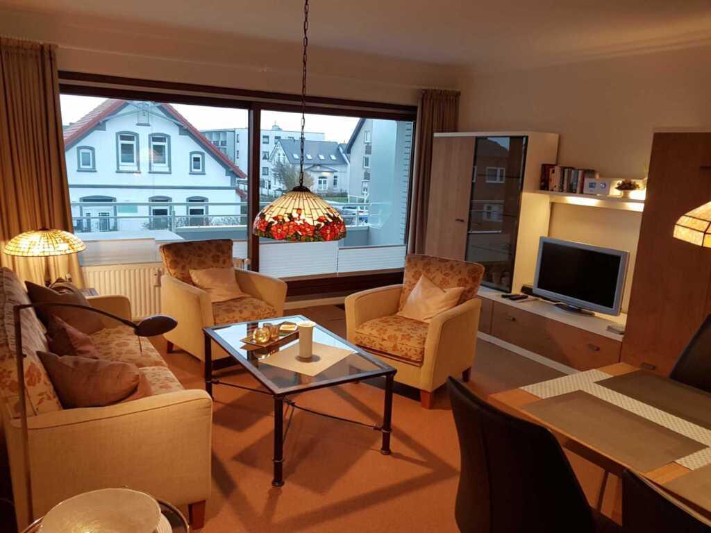 Brock - Haus Rosenkamp, 2-Zimmer-FeWo - Appartemen