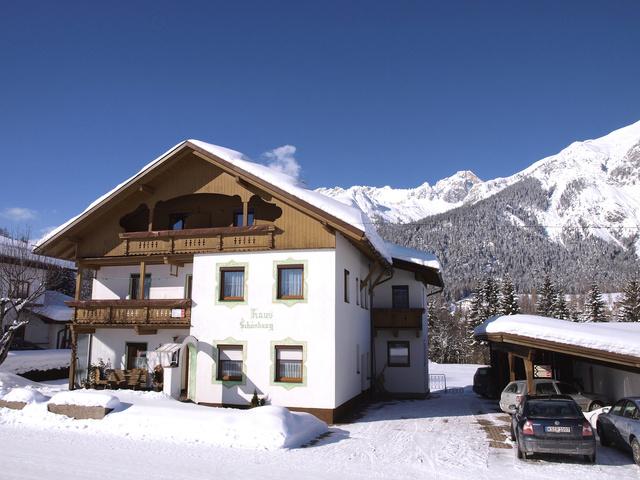 Haus Schönberg 3Sterne Edelweiß Superior, Ferienwo