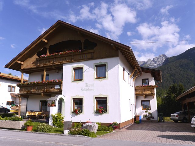 Haus Sch�nberg 3Sterne Edelwei� Superior, Ferienwo