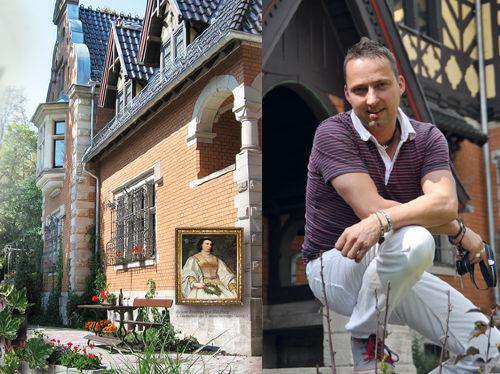 Gastgeber Uwe Klein