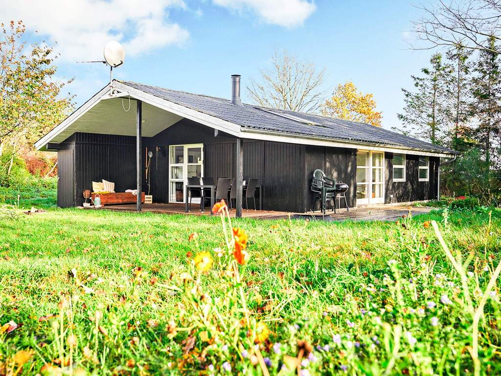 Detailbild von Ferienhaus No. 93888 in Knebel