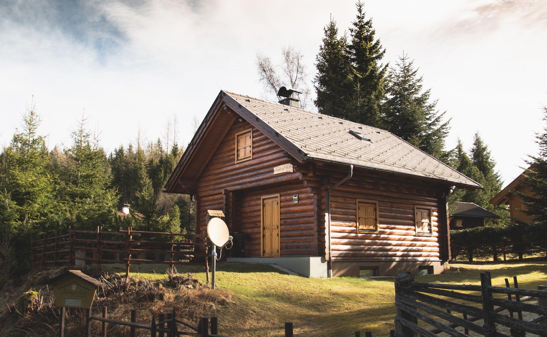 Detailbild von Stoakoglhütte