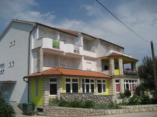 Haus Ansicht von links