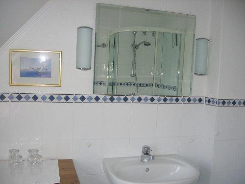 App. 3 Duschbad / WC mit Fbd.Heizung