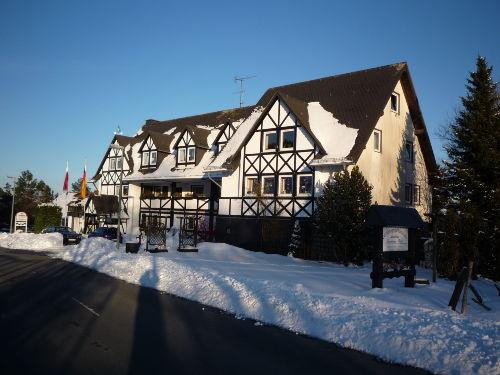 Winterpracht in schneesicherer Lage