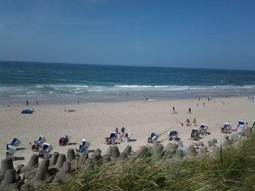 Unser Strand (mit Treppe) 02.07.2013 JF