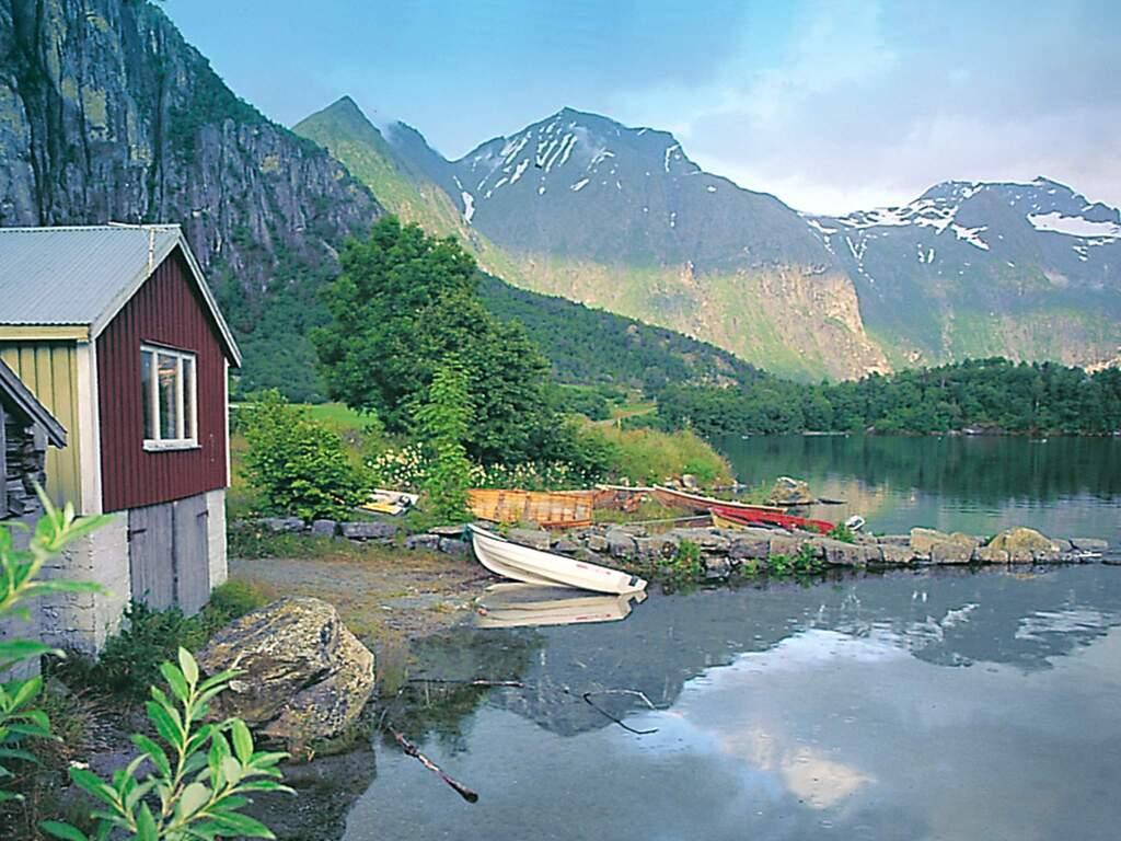 Detailbild von Ferienhaus No. 21510 in Eresfjord