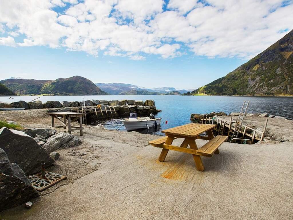 Umgebung von Ferienhaus No. 25022 in Selje
