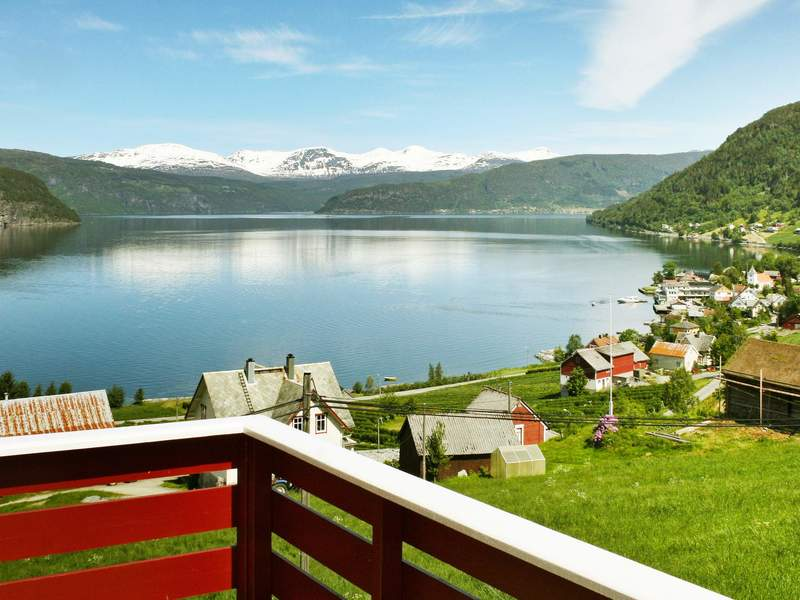 Umgebung von Ferienhaus No. 25909 in Utvik