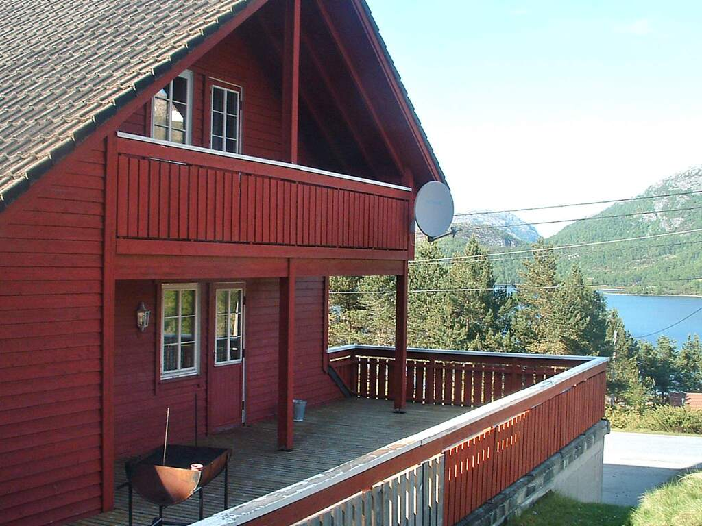 Umgebung von Ferienhaus No. 29583 in dyrdal