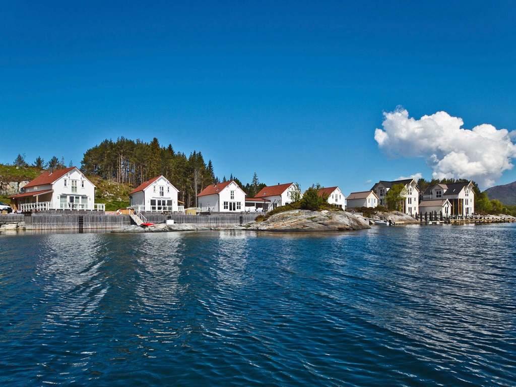 Zusatzbild Nr. 02 von Ferienhaus No. 33190 in Gurskøy