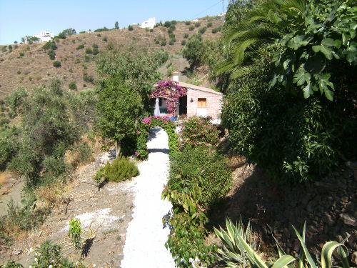 Casa Ranita und Umgebung