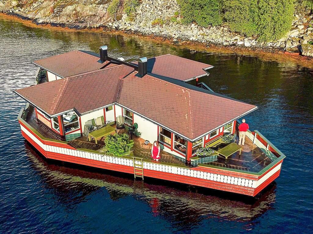Detailbild von Ferienhaus No. 38508 in Kalvåg