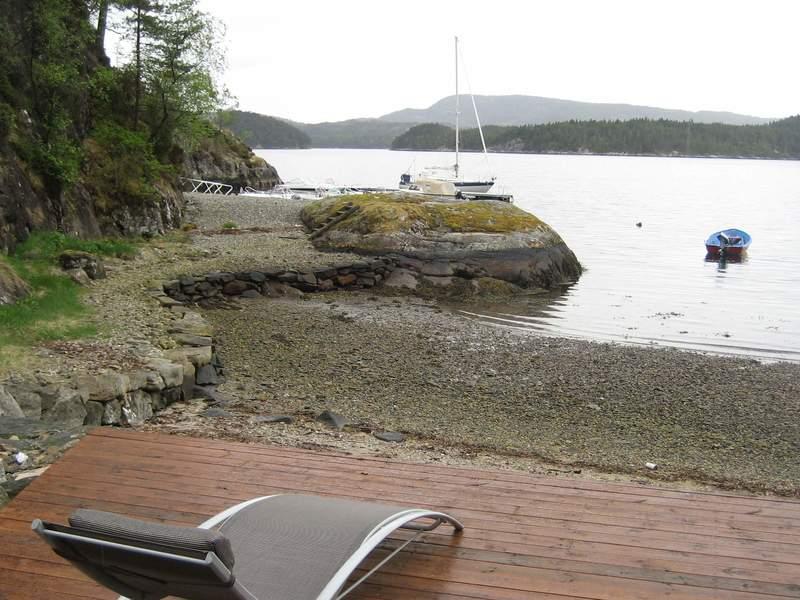 Umgebung von Ferienhaus No. 39721 in Valevåg