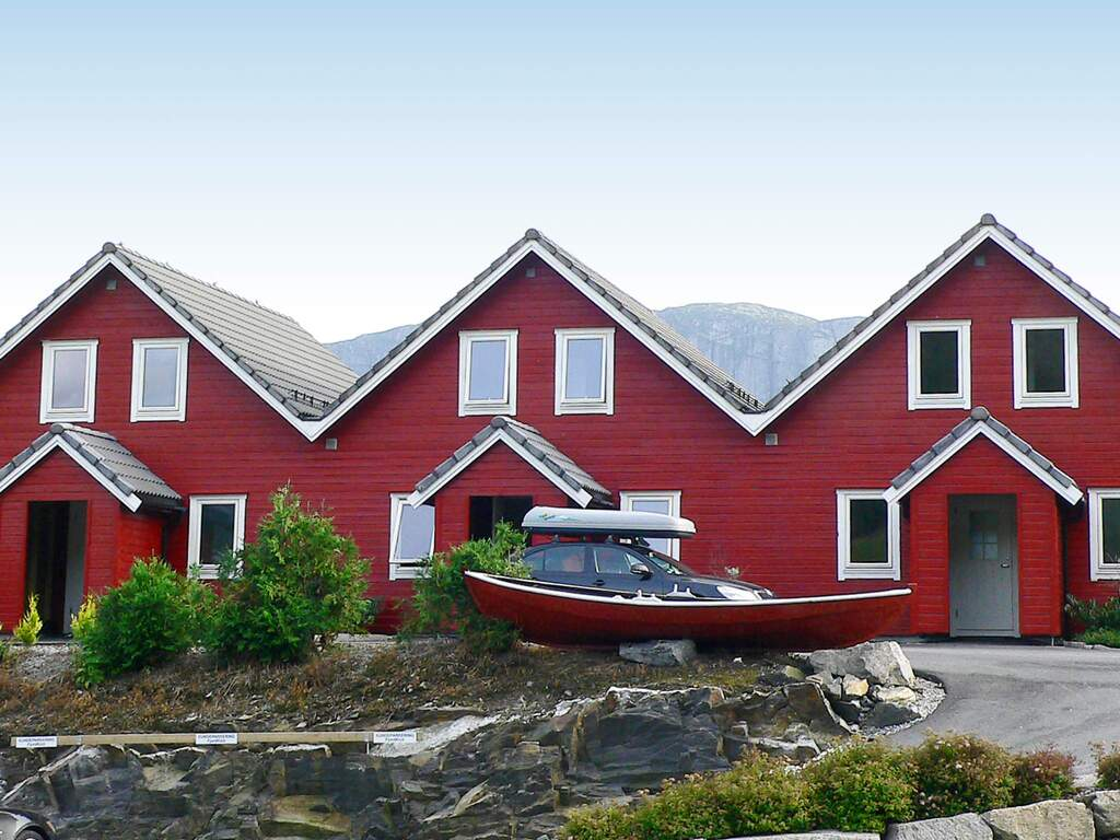 Zusatzbild Nr. 01 von Ferienhaus No. 40412 in Sørbøvåg