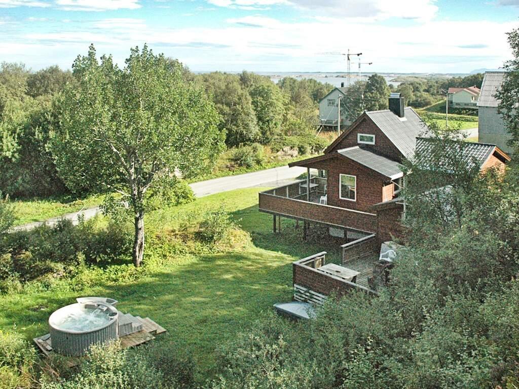 Umgebung von Ferienhaus No. 42907 in Vevang