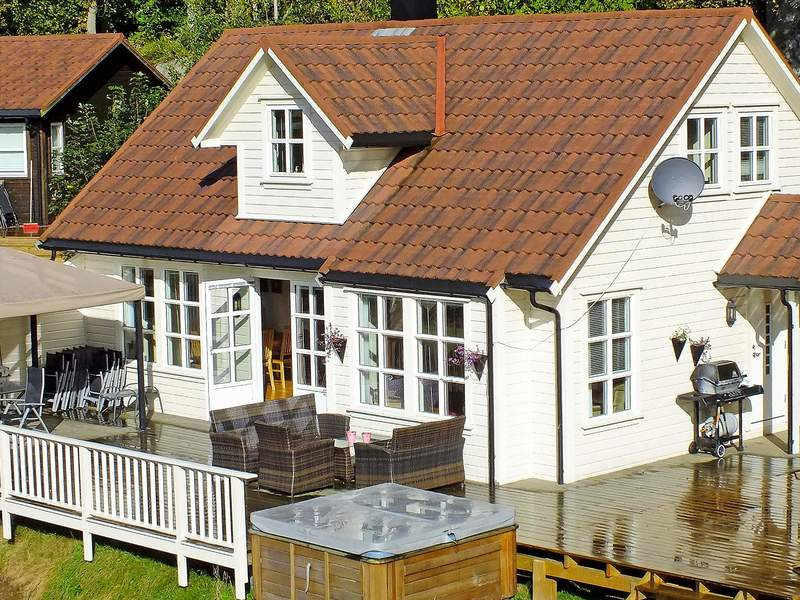 Detailbild von Ferienhaus No. 43631 in Farsund