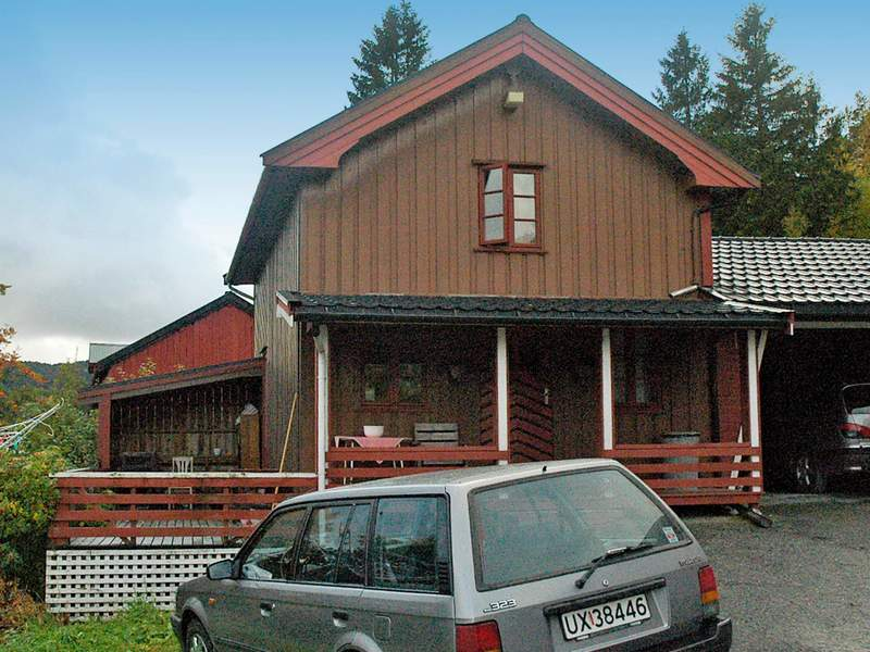 Detailbild von Ferienhaus No. 43675 in Vågland