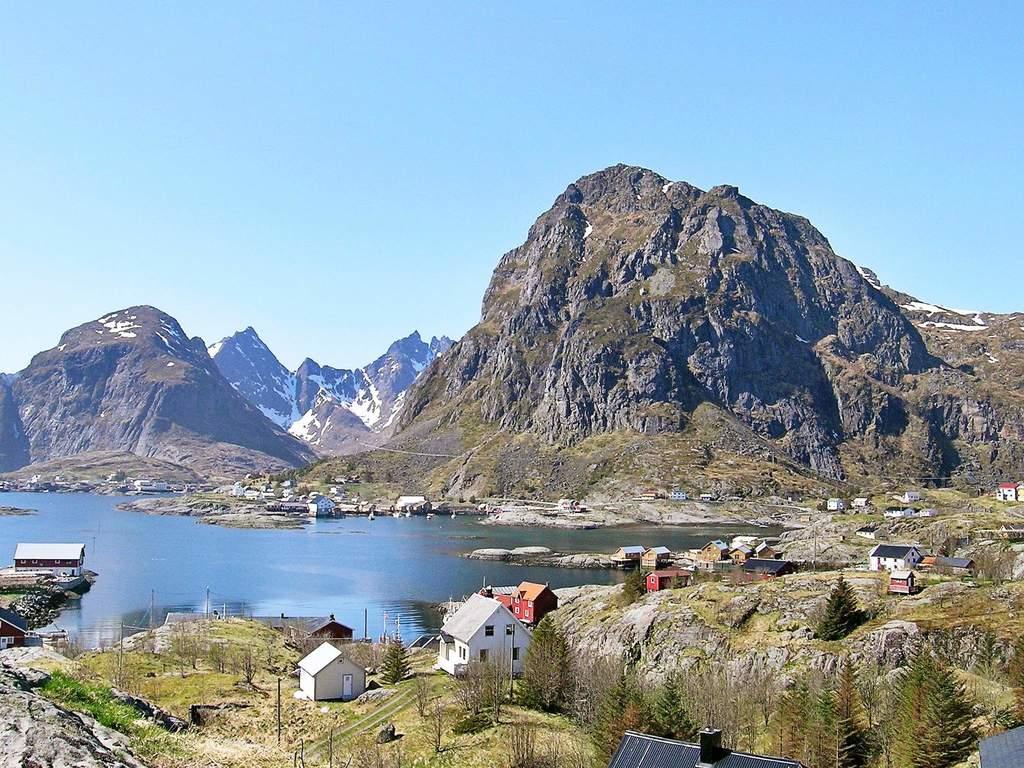 Detailbild von Ferienhaus No. 53601 in Sørvågen