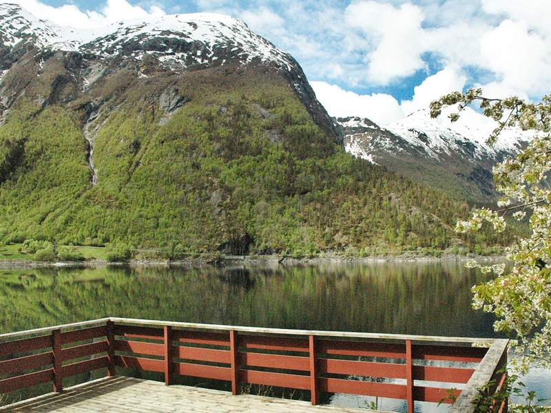 Umgebung von Ferienhaus No. 55781 in Tafjord