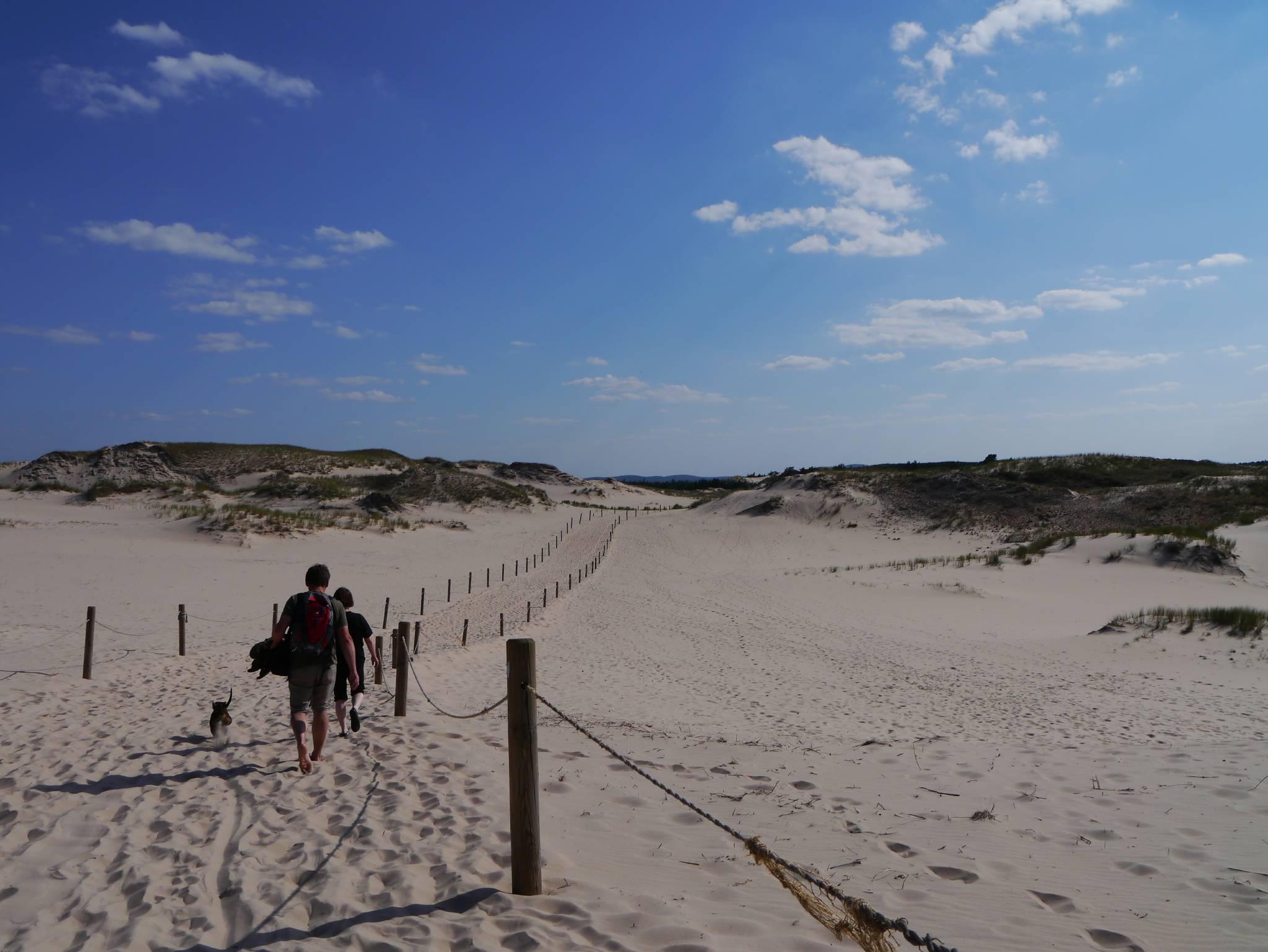 Strandeingang Ost