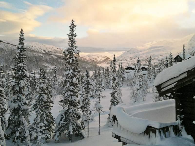 Umgebung von Ferienhaus No. 76606 in rjukan