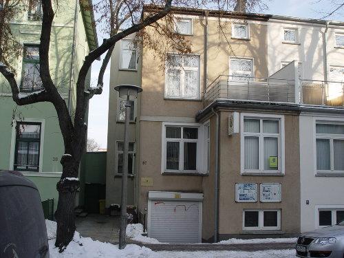 Winterbild Poststraße 37