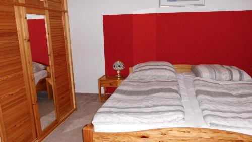 Schlazimmer Ferienwohnung 1.Etage