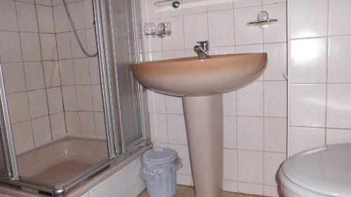 DU/WC für Ferienwohnung 2. Etage