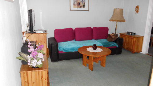 Wohnbereich der Ferienwohnung 2.Etage