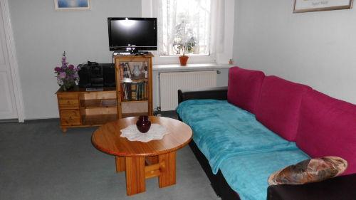 Wohnbereich Ferienwohnung 2.Etage